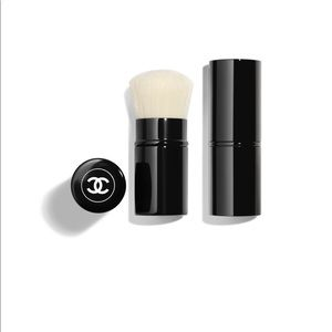 New Chanel Retractable Kabuki Brush N 108